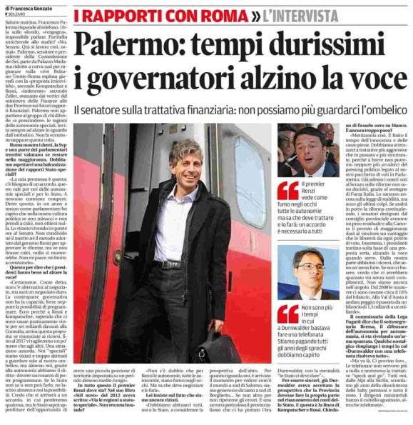 Alto Adige 20140803