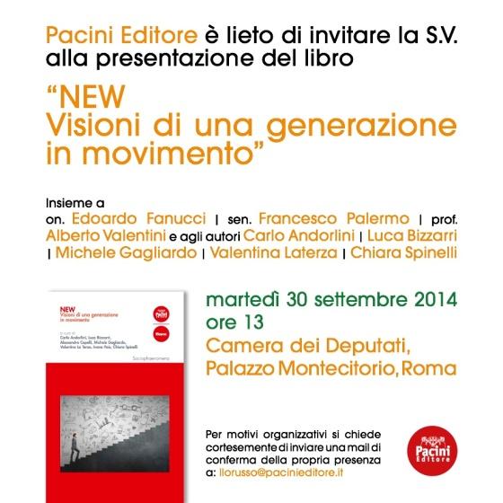 Invito NEW Roma