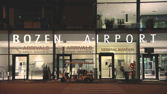 BZ airport